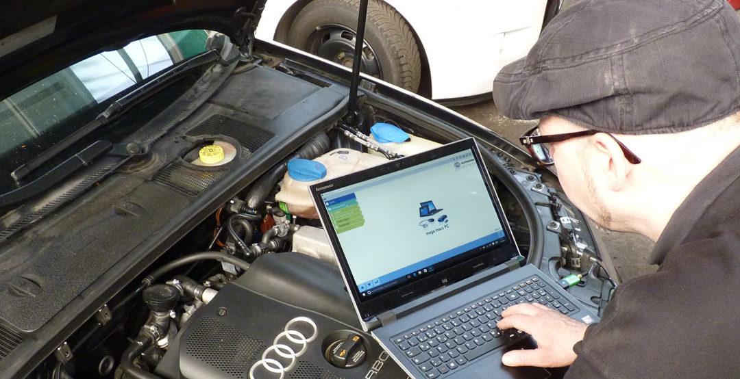 Motor- und Fahrzeugdiagnose